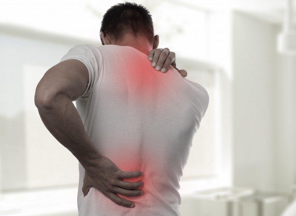 سوزش عضلات و کوفتگی بعد از تمرینات