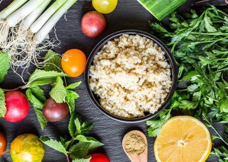 غذاهای گیاهی ترکیه؛ بی مثال ترین غذاهای دنیا