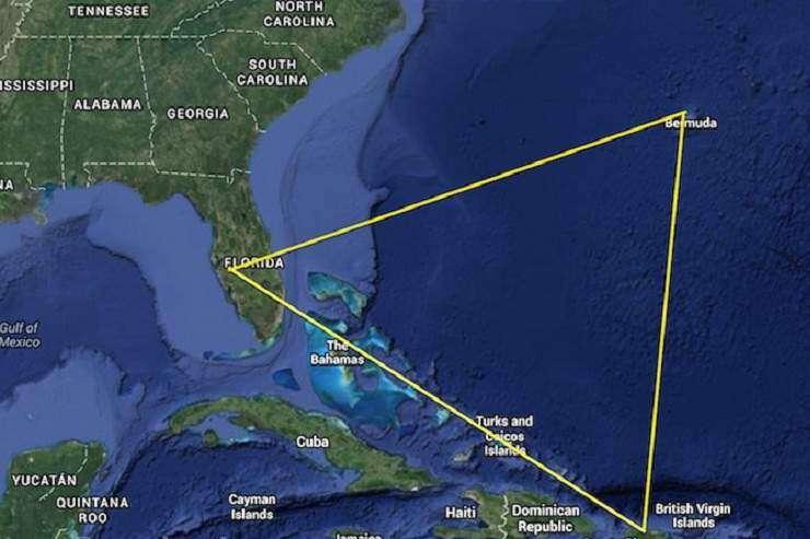قرنطینه ۲۱ بیمار کرونایی در مثلث برمودا / آنها با کشتی کروز بودند
