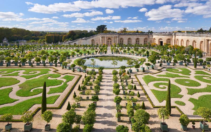 کاخ ورسای/زیباترین کاخ های سلطنتی
