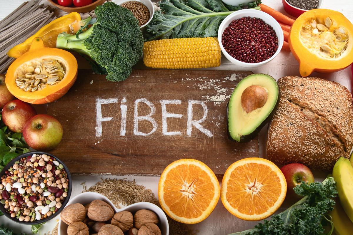 فیبر برای تنظیم قند خون