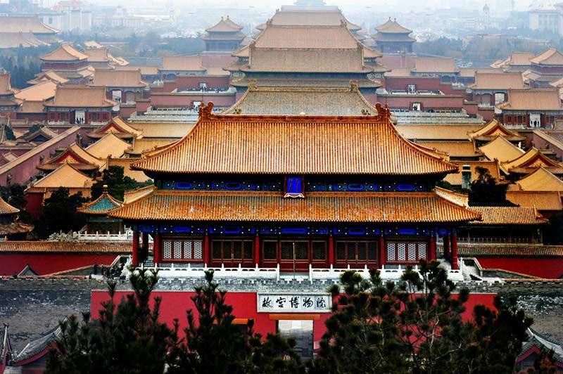 شهر ممنوعه/زیباترین کاخ های سلطنتی