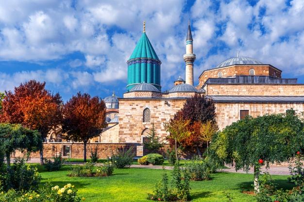 قونیه Konya، شهر درویش های رقصان