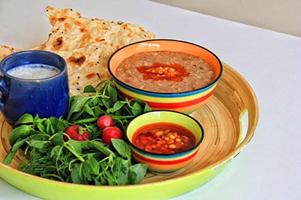 شله مشهدی یکی از بی مثال ترین غذاهای سنتی مشهد