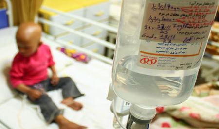 حکایت جدال پرنیا با سرطان