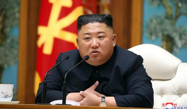 آخرین حضور عمومی رهبر کره شمالی