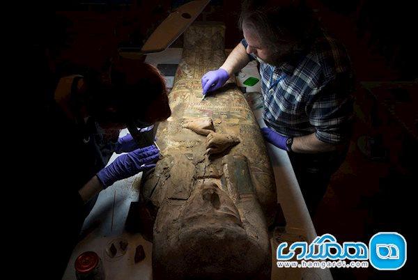اسرار پنهان مومیایی ۳ هزار ساله