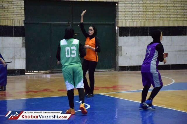 روایت بسکتبالیست ماما از روزهای کرونایی