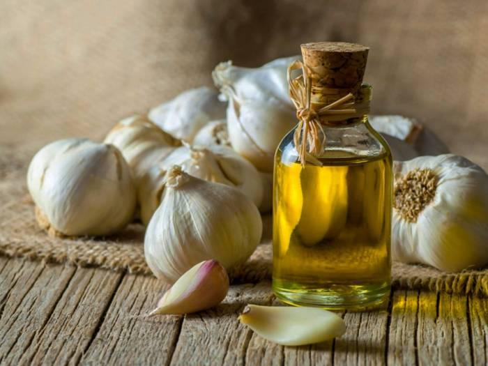 مصرف سیر، روغن گیاهی برای درمان کبد چرب