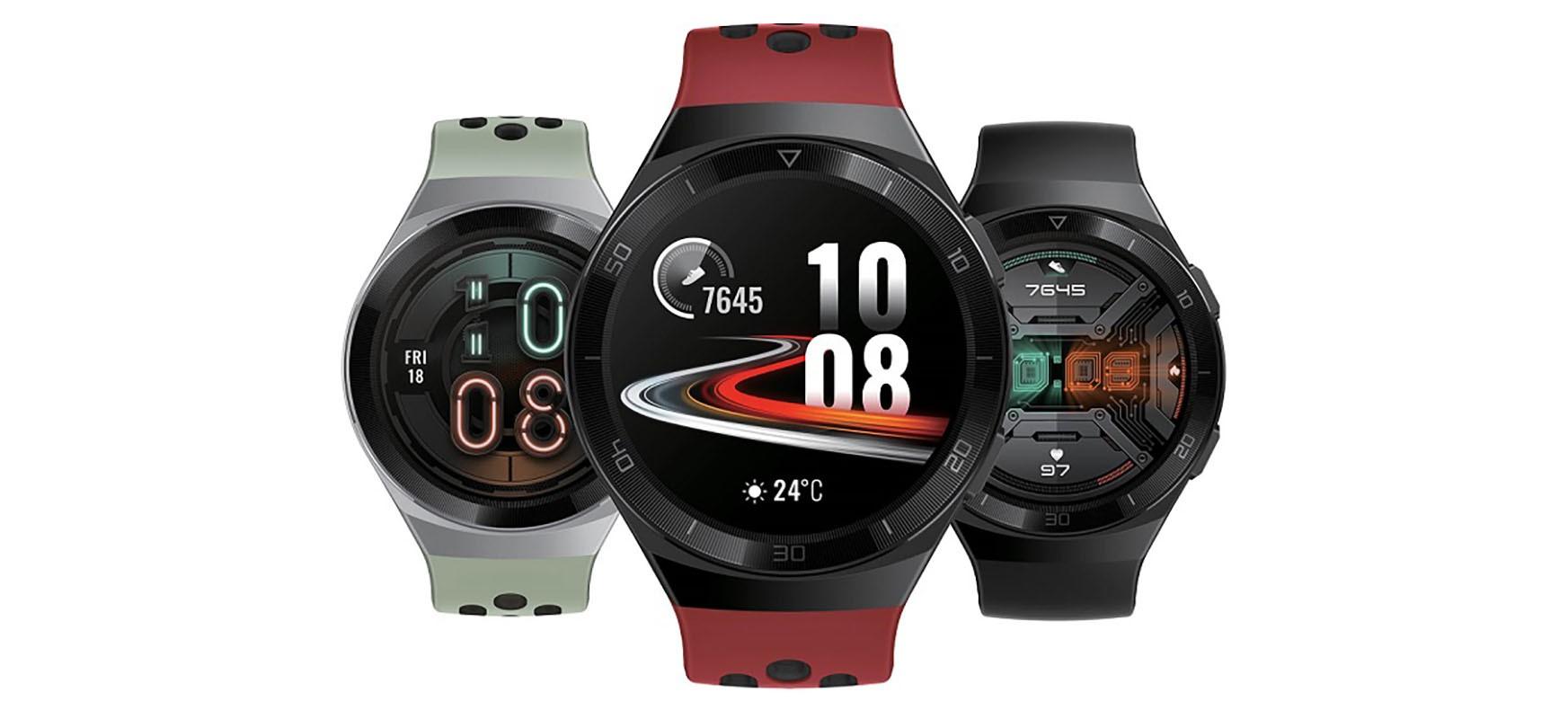 ساعت هوشمند Huawei Watch GT ۲e مربی هوشمند و متخصص سلامت برای دوران کار در منزل