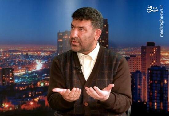 سعید حدادیان: با پول نویسندگی ازدواج کردم!