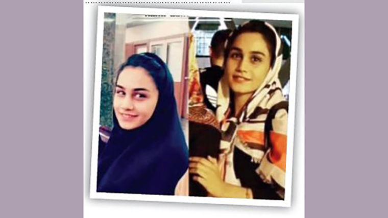این دختر دانشجو را دیده اید؟ / سهیلا از ۴ ماه پیش گمشده است! + عکس / پلیس زاهدان کمک خواست