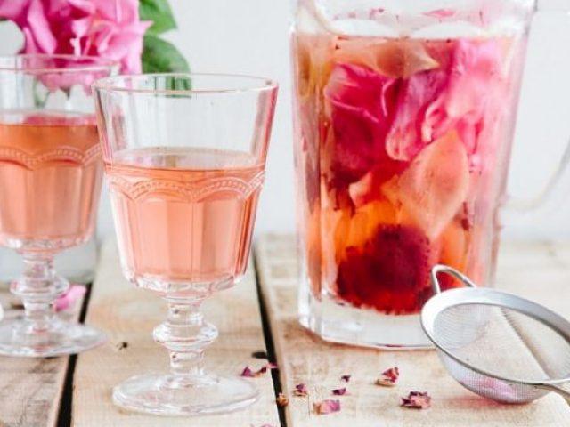 خواص درمانی شربت گل محمدی/طرز تهیه شربت