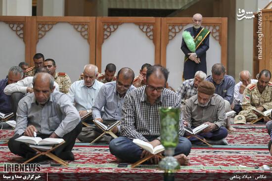 شرح فرازهایی برگزیده از آیات جزء پنجم قرآن کریم