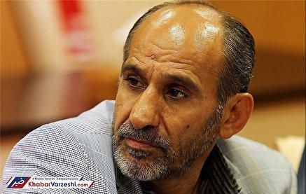محمدیان: خواهش میکنم سیاسیون دست از سرِ کشتی بردارند