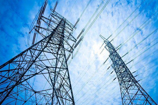 شکستن پایه های دکل برق در طالقان