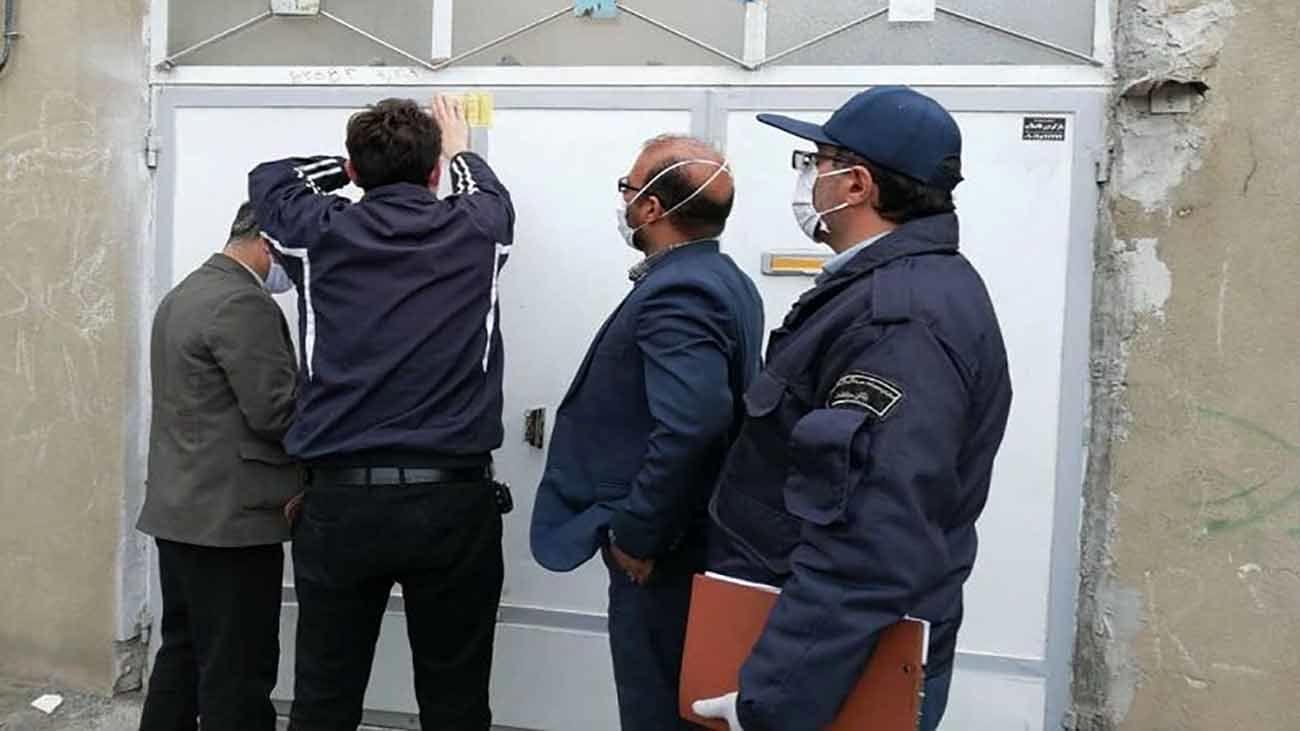 پلمب ۲ خانه مسافر غیرمجاز در روزهای کرونایی مهاباد