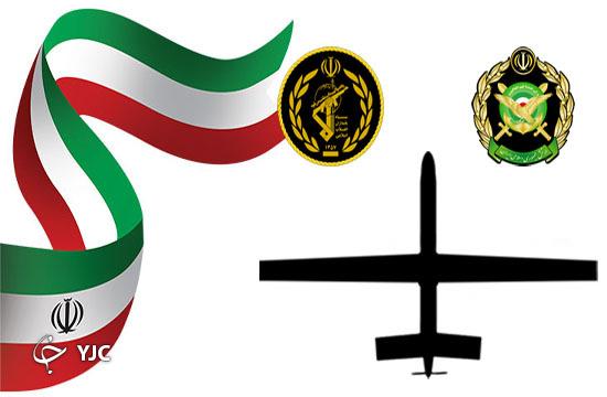کدام پهپاد ایرانی بر فراز ناو هواپیمابر یو اس اس آیزنهاور آمریکا پرواز کرد + عکس