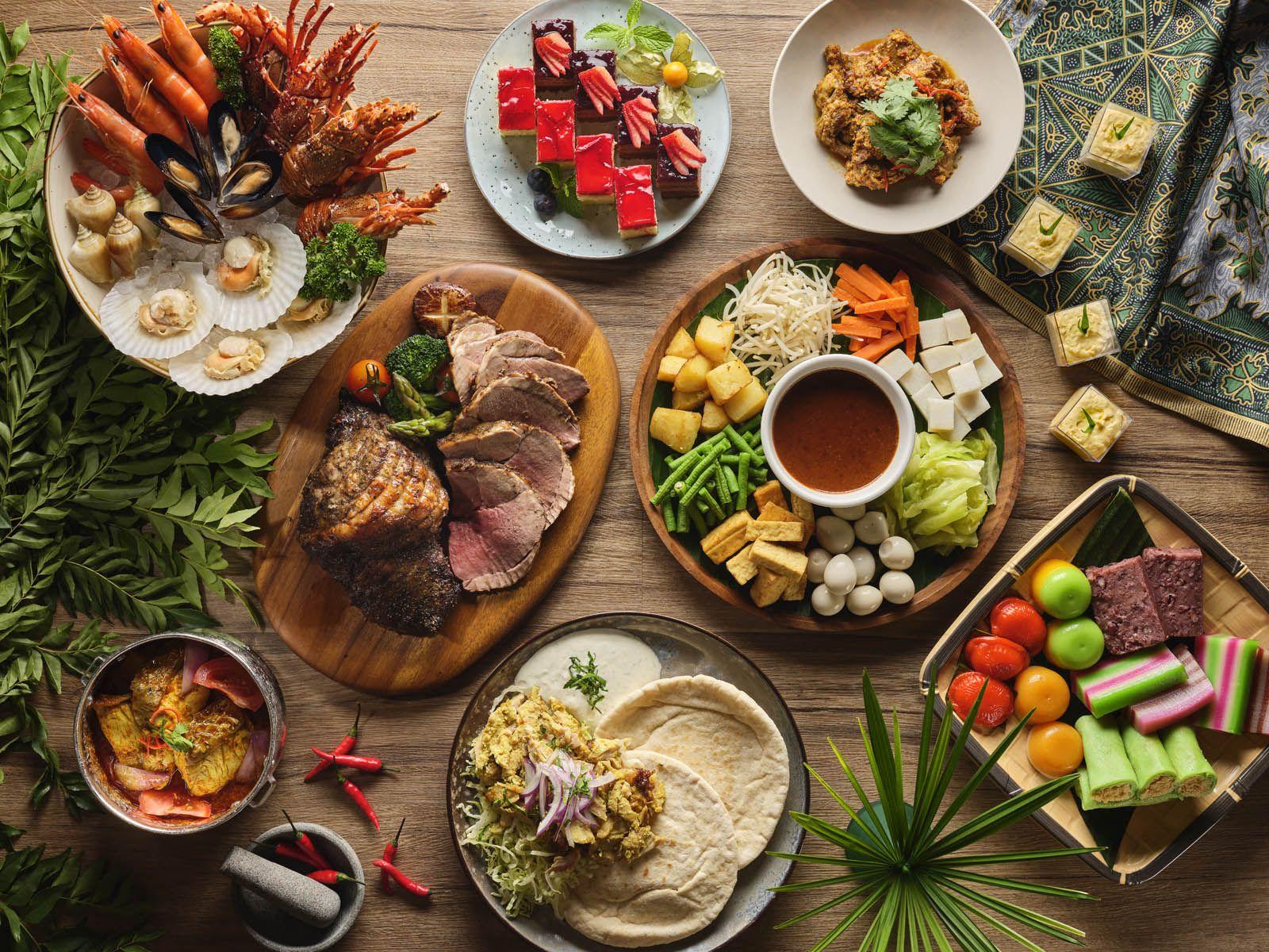 ماه رمضان و وعده غذایی