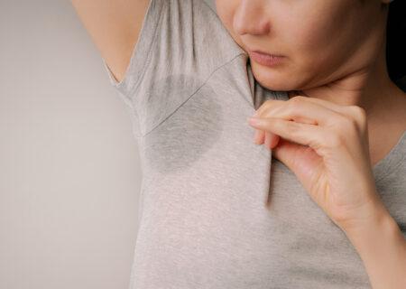 علت های تعریق بدن، نشانه میزان فعالیتیا بیماری