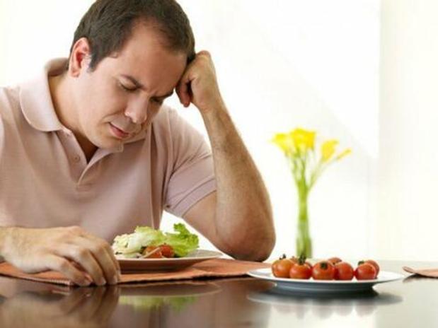 شام نخوردن در ماه رمضان