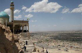 کوه خضر نبی قم؛ مکانی معنوی در دل کوه