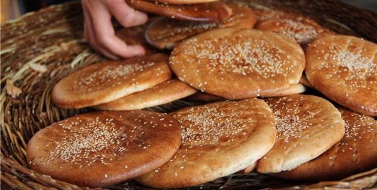 نان توتک/تنها سوغات استان البرز