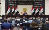 اعلام زمامن جلسه رأی اعتماد به کابینه دولت عراق