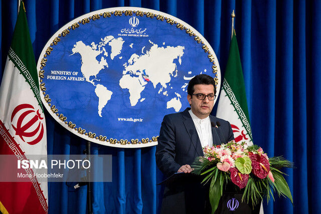ایران به مواضع انگلیس و فرانسه واکنش نشان داد