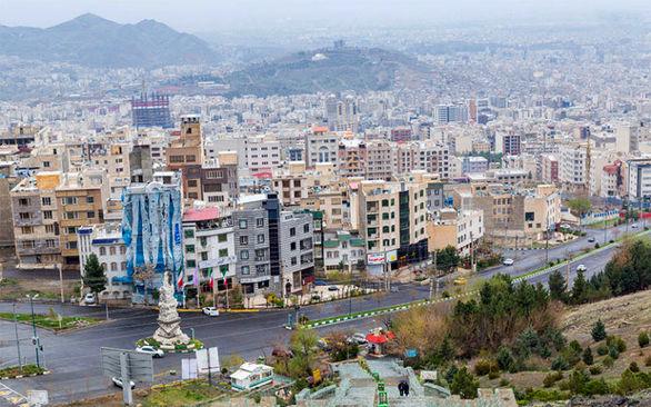 قیمت آپارتمان در مناطق مختلف تهران در ۸ اردیبهشت ۹۹