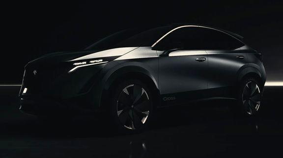 شمارش معکوس برای عرضه شاسیبلند جدید ایران خودرو