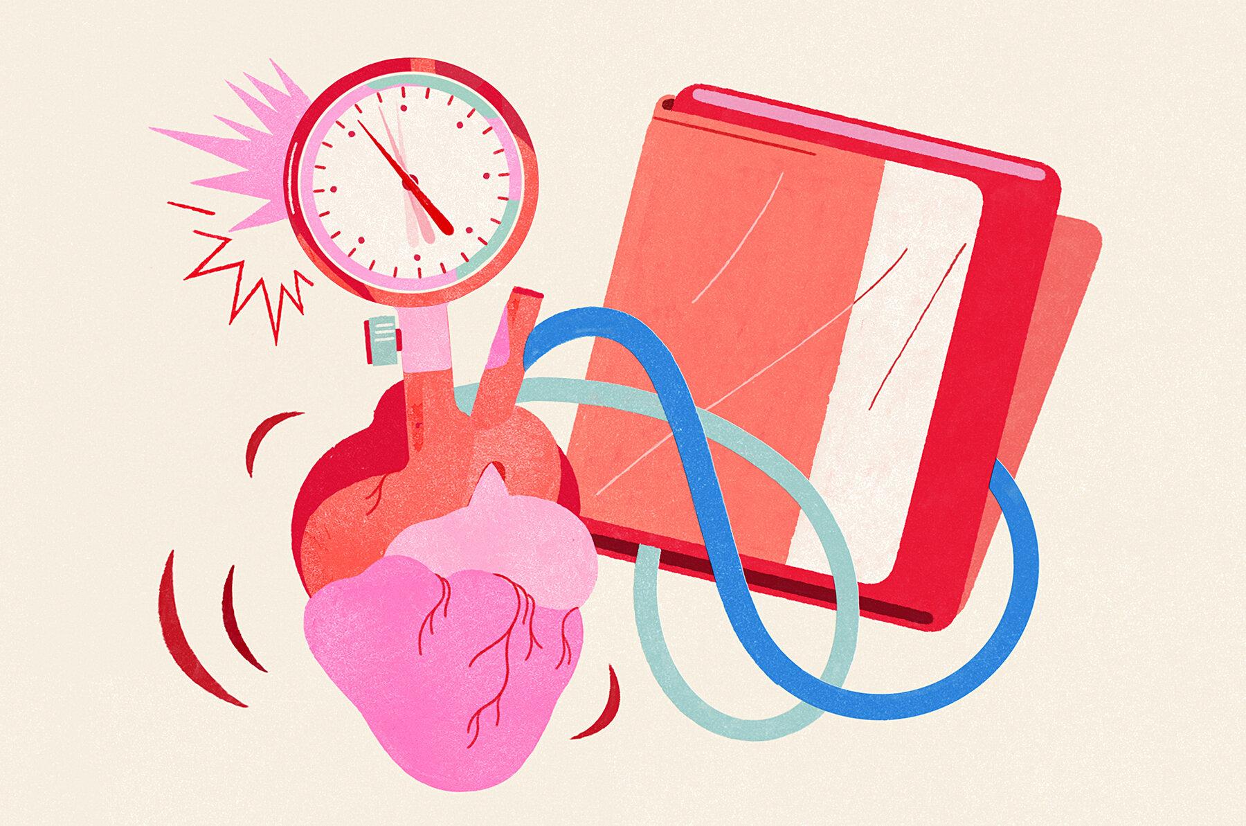 روزه و فشار خون