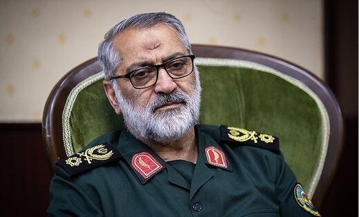 پاسخ سردار شکارچی به فضاسازی کرونایی ضدانقلاب علیه نیروهای مسلح ایران
