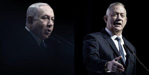توافق جدید نتانیاهو و گانتز