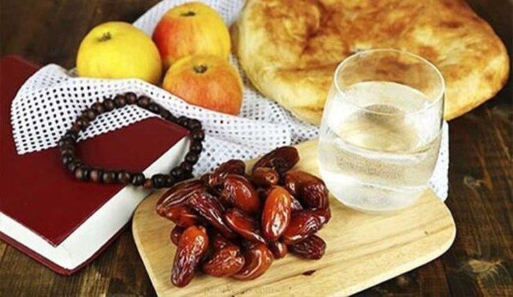 تغذیه صحیح در ماه رمضان
