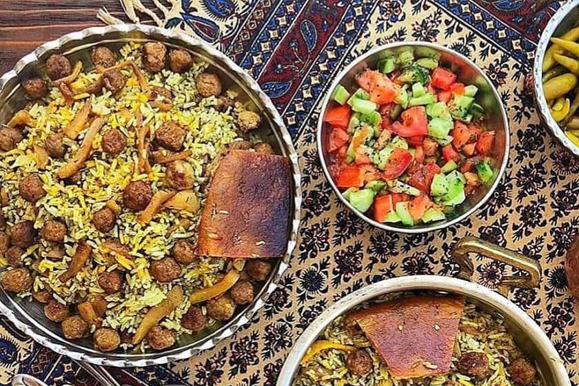 آشنایی با معروف ترین وخوشمزه ترین غذاهای شیرازی