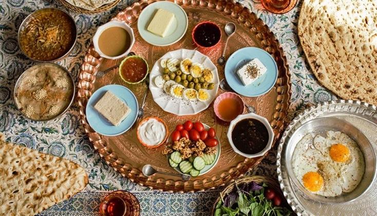 نکاتی درباره مواد غذایی مصرفی در وعده سحر و افطار