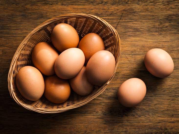 تخم مرغ یک منبع غذایی بسیار مغذی