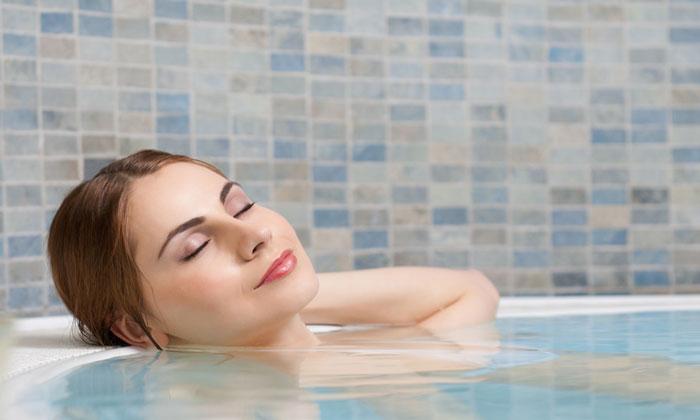 فواید وان آب گرم/بهبود عملکرد قلب با وان آب