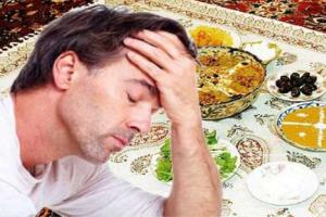 چه عواملی باعث سردرد در ماه مبارک رمضان میشود