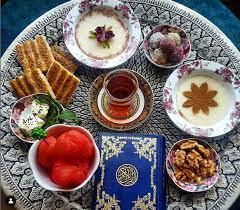 غذاهای مخصوص رمضان در استان های مختلف ایران/قسمت دوم