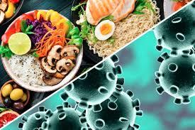 کرونا در مواد غذایی/دمای سالم سازی مواد غذایی
