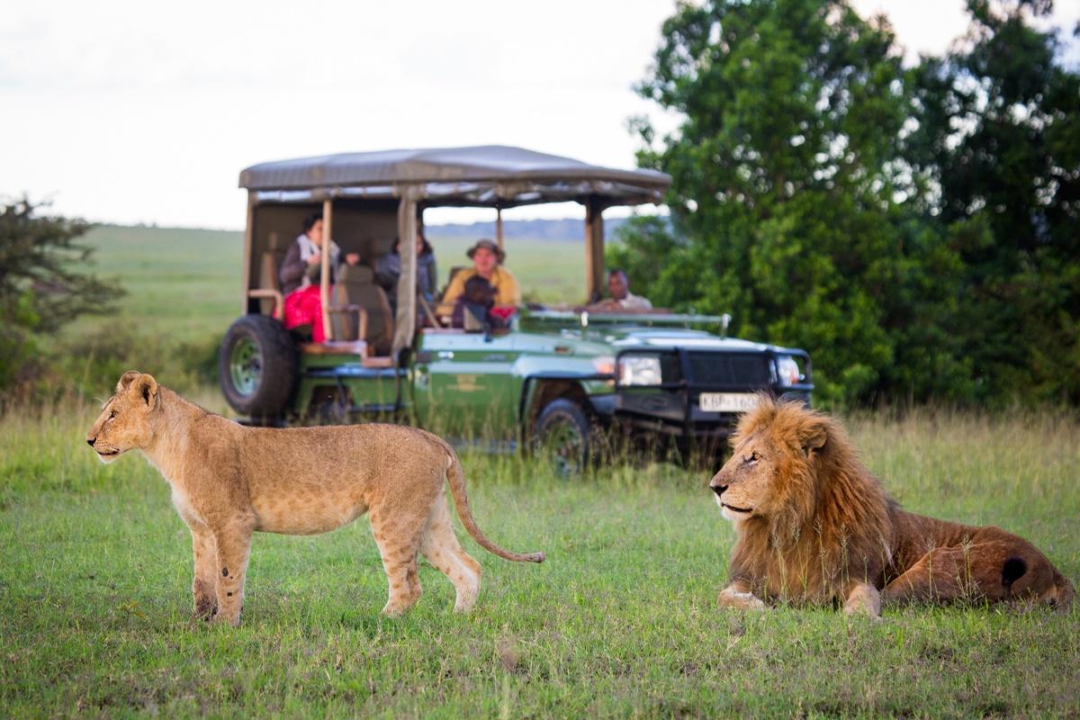 سفر به کشور کنیا