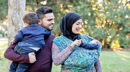 خانوادههایی که الگوهای خوبی برای زندگی مهدوی و قرآنی هستند