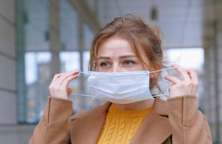 پوشیدن اشتباه ماسک، خطرناکتر از نپوشیدن آن