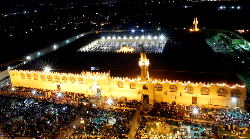 مراسم شب قدر در کشورهای مختلف اسلامی