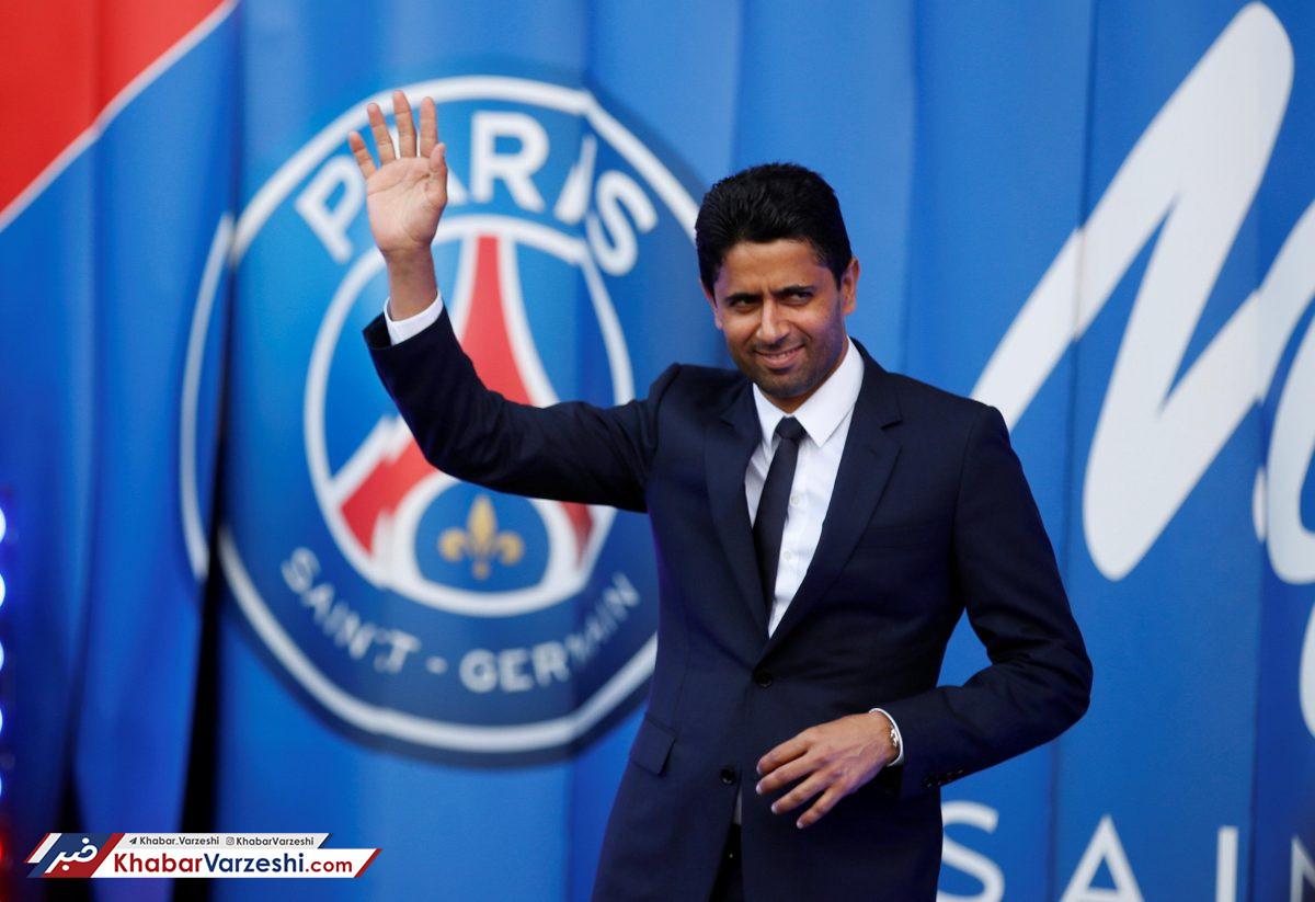 تأثیرگذارترین شخصیتهای دنیای فوتبال؛ مالک پاریسیها در صدر!