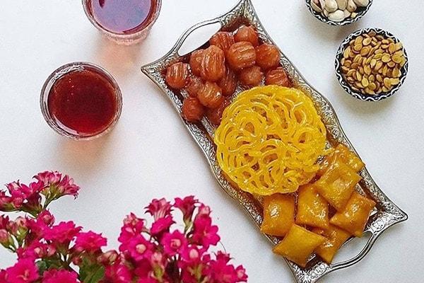 قیمت زولبیا و بامیه در ماه رمضان ۱۴۰۰