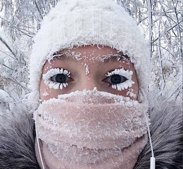روستای اویمیاکن، سردترین نقطه جهان