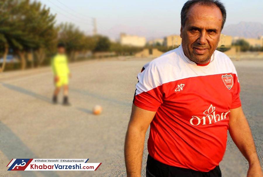طاهری نگداشت پرسپولیس قهرمان آسیا شود